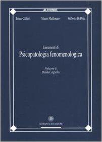Lineamenti di psicopatologia fenomenologica